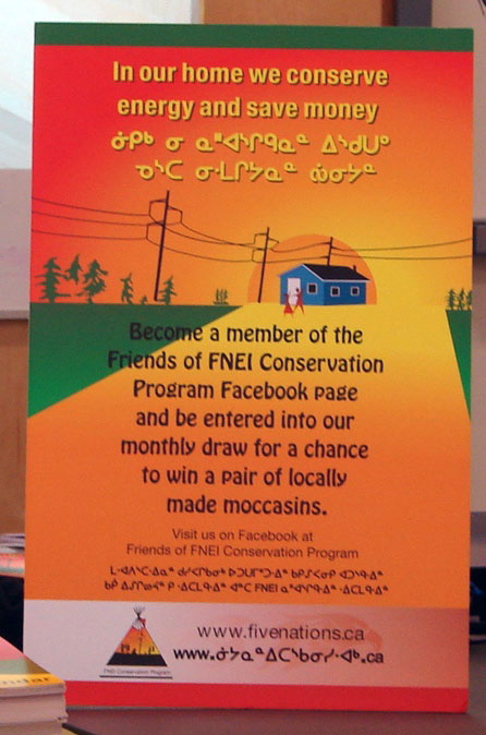 FNEI Conservation Program Poster